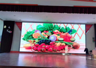 Exhibition Presentation Indoor Fixed LED Display 3mm Led Wall  Long Lifespan